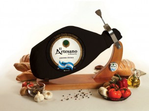 Set Jamon Crudo Artesano
